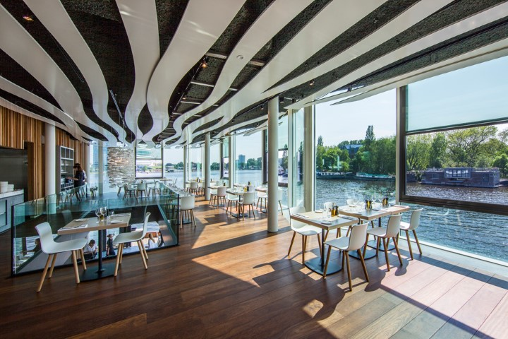 Chateau Vloeren Helmond : Cafe restaurant riva te amsterdam chateau vloeren